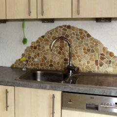 Küche / Naturstein